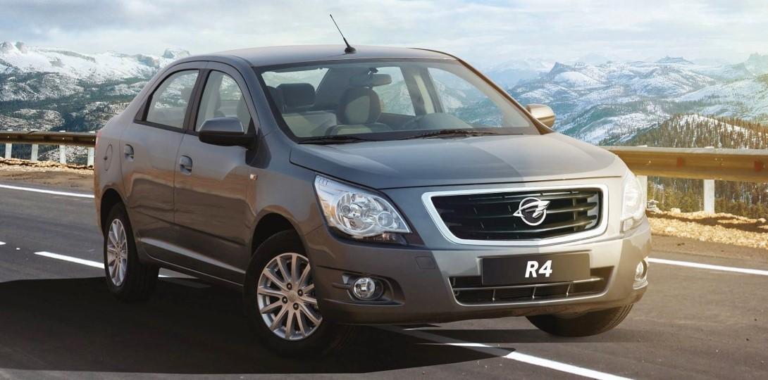 В линейке моделей Ravon появился новый седан