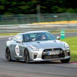 Nissan предложил покупателям GT-R бесплатный трек-день