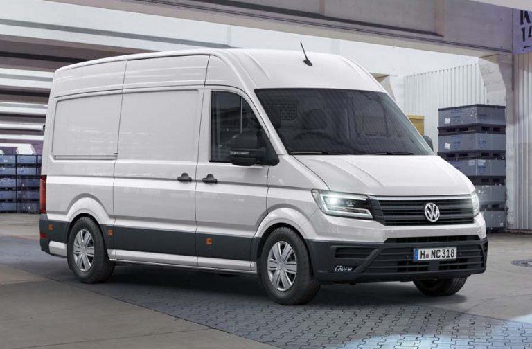 Новый Volkswagen Crafter: россиянам придется подождать