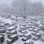 Завтра утром в Москве ожидаются большие пробки