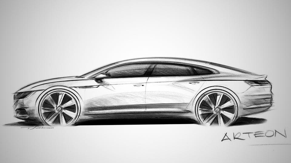 Volkswagen рассказал подробности о новой модели