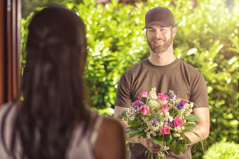 Доставка цветов. Как устроена работа службы доставки цветов изнутри