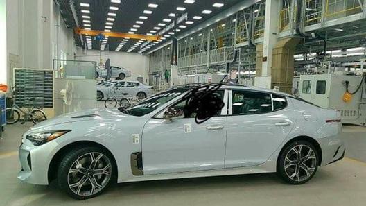 Самая резвая серийная Kia будет набирать 100 км/час за 5 секунд
