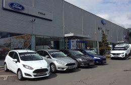 Продажи автомобилей в России выросли впервые за 23 месяца