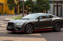 В Bentley создали две версии специально для России