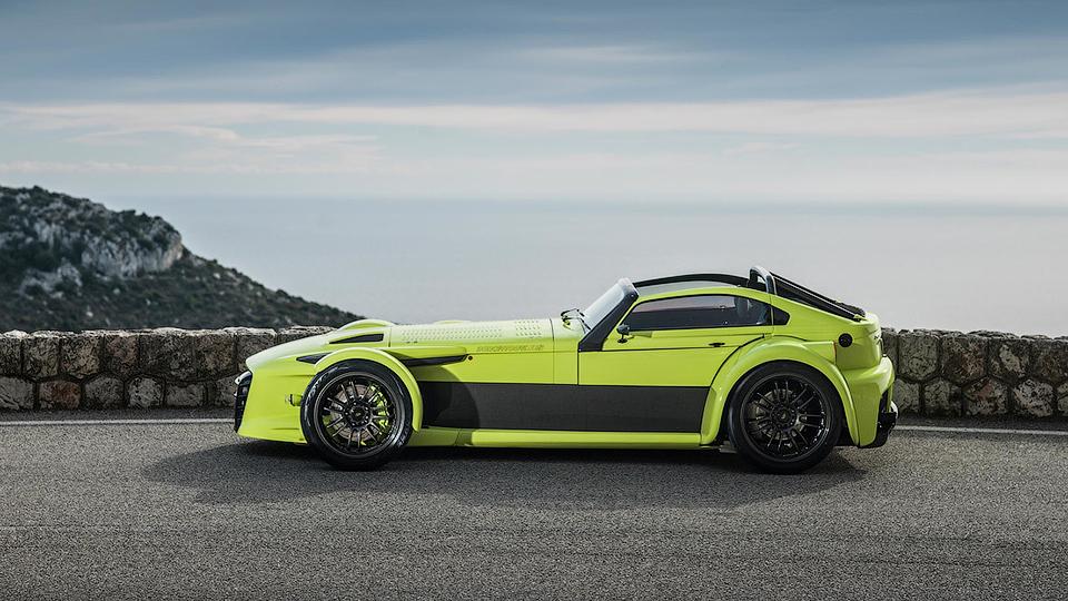Donkervoort раскрыл свой самый экстремальный спорткар