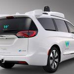 Google и Chrysler представили полностью беспилотный автомобиль
