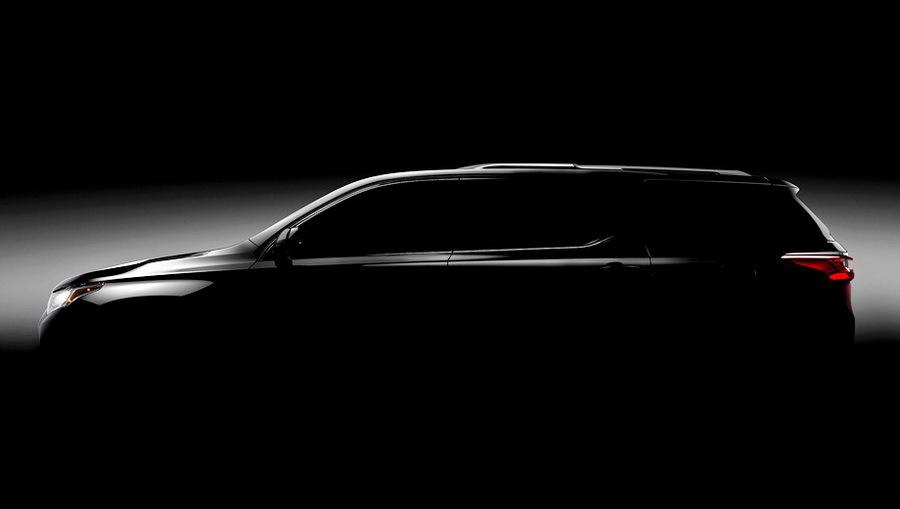 Новый большой внедорожник Chevrolet: он появится и в России