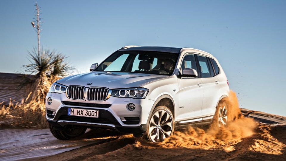Названы сроки дебюта следующего BMW X3
