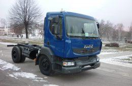 «Кразёнок»: марка КрАЗ создаст семейство легких грузовиков
