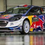 M-Sport выставит на ралли «Фиесты» с разной раскраской