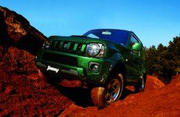 Новое поколение Suzuki Jumny может дебютировать весной