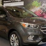 Стартовала российская сборка нового поколения Ford Kuga