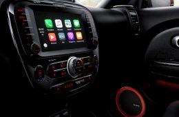 Модели Kia для России получили новую мультимедийную систему