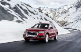 Audi: 8 миллионов машин с приводом quattro
