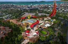 В Европе откроется парк развлечений Ferrari Land