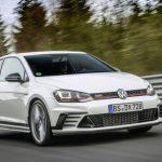 Новый VW Golf GTI станет самым мощным в истории модели