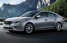 На российский рынок вернется Hyundai Sonata