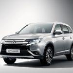 На обновленный Mitsubishi Outlander назвали рублевые цены