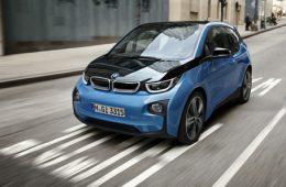 На электрокар BMW i3 назвали российские цены