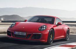 Все Porsche 911 GTS получили новый мотор