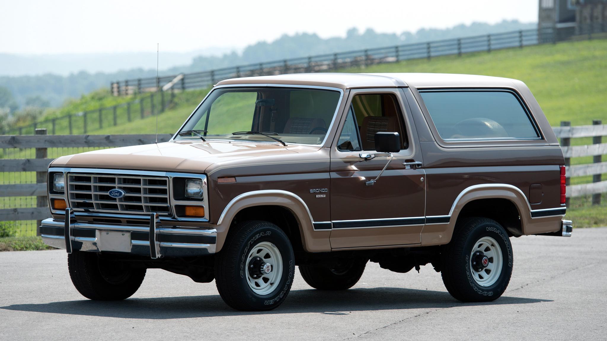 Ford решил возродить легендарный внедорожник