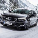 Opel рассказал о системе полного привода для новой Insignia