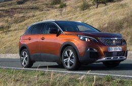 Peugeot назвала дату начала продаж нового 3008 в России
