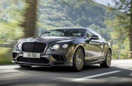 Самый быстрый и мощный Bentley: известны подробности