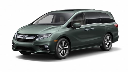 Для новой Honda Odyssey разработали собственную «операционку»