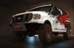 Nissan построила коммерческий фургон для доставок «куда угодно»