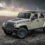 Jeep улучшил внедорожные возможности Wrangler