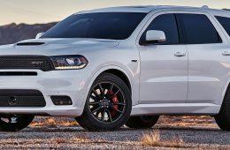 В Dodge «разозлили» внедорожник Durango