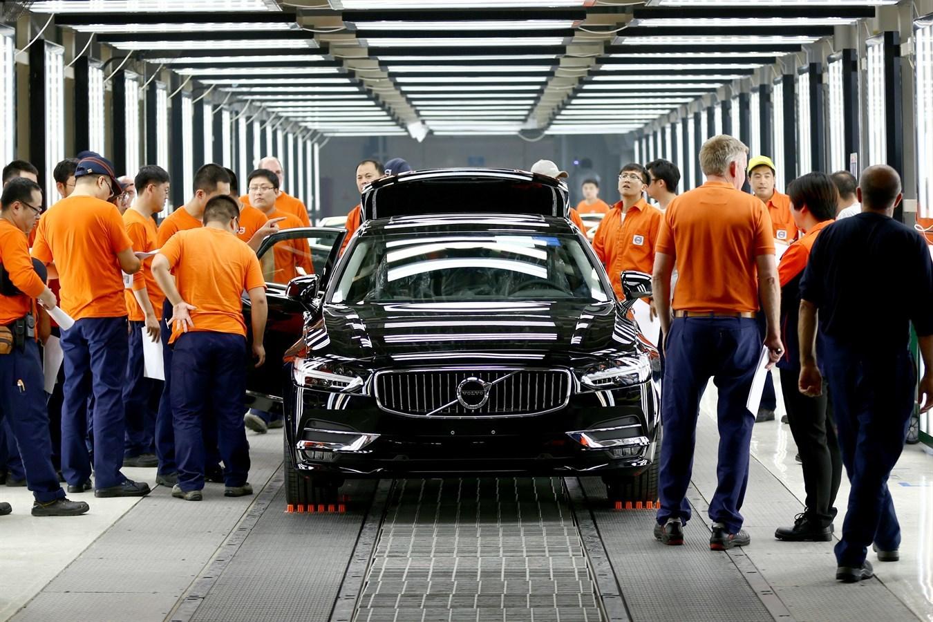 Volvo объяснила низкие продажи в России нехваткой машин