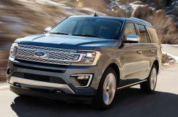 Ford Expedition стал на 136 килограммов легче