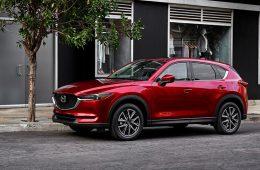 Названа дата начала выпуска новой Mazda CX-5 в России