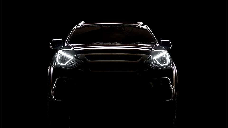 Isuzu обновит собственную версию Chevrolet Trailblazer