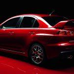 В России продали последний Lancer Evolution