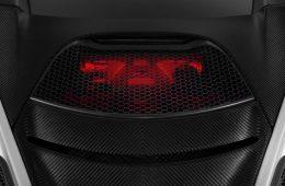 Новый McLaren получит мотор с подсветкой