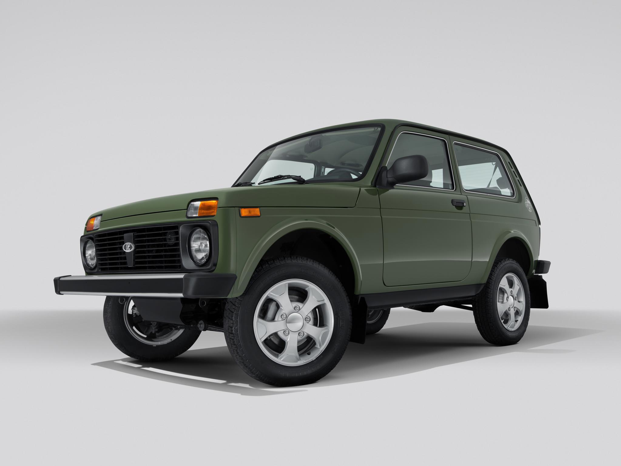 Новая Lada 4×4 будет «брутальным авто для настоящих мужчин»