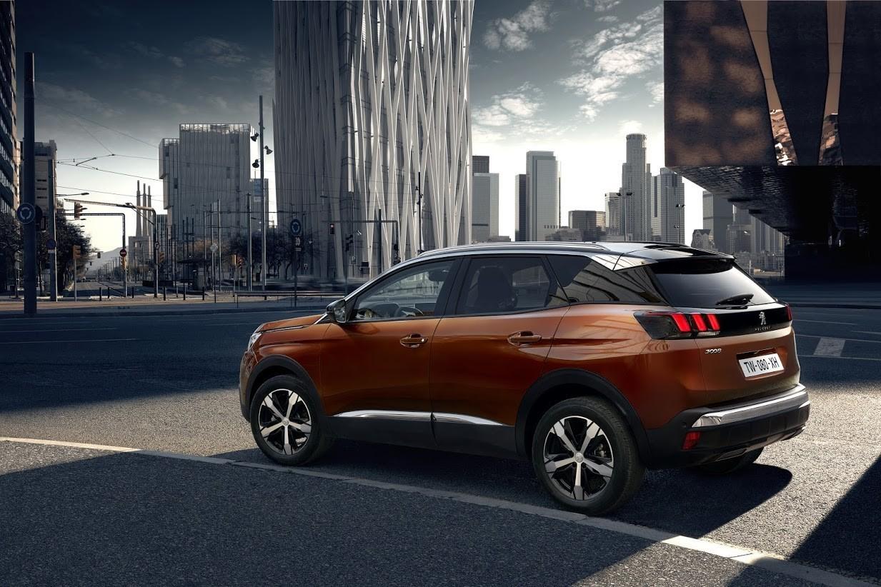 Peugeot приостановил выпуск модели 3008 из-за пожара