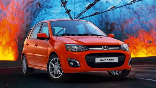 В Евросоюзе взлетели продажи Lada