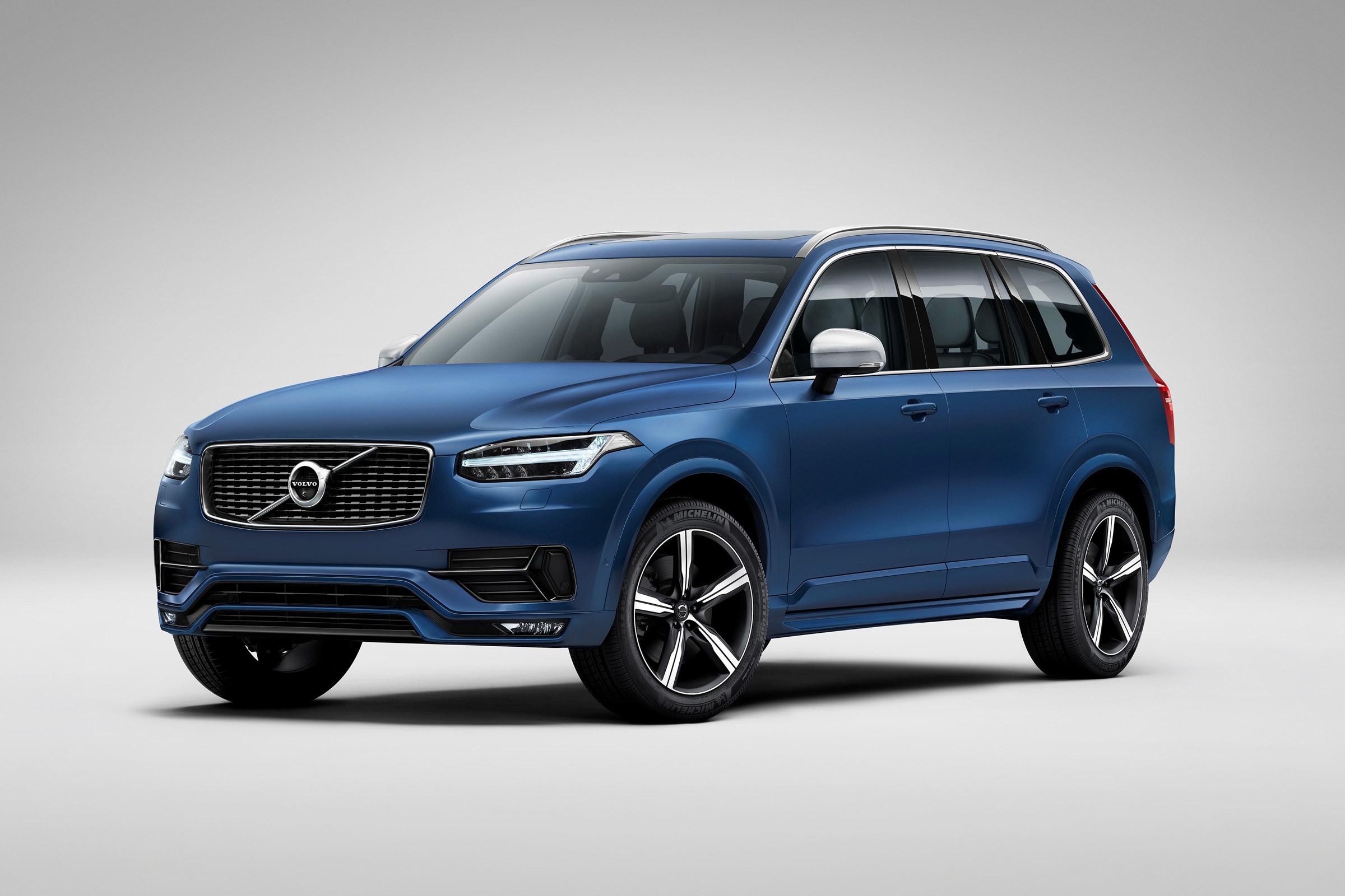 Volvo отзовет в России внедорожники XC90
