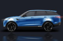 Land Rover привезет в Женеву конкурента Porsche Macan
