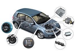 Из чего состоит газовое оборудование в автомобиле?