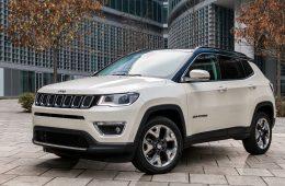 В России будут продавать новый кроссовер марки Jeep