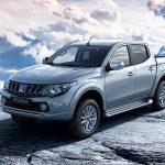 В России начали продавать обновленный Mitsubishi L200