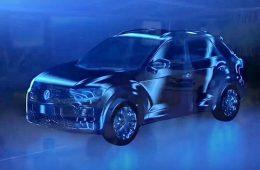 Volkswagen намекнул на новый маленький кроссовер