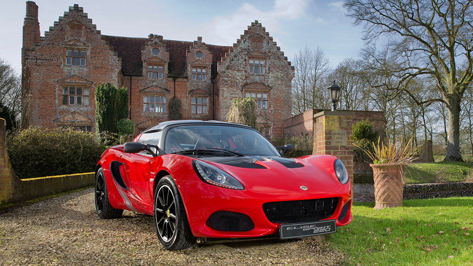 У Lotus появился 800-килограммовый спорткар