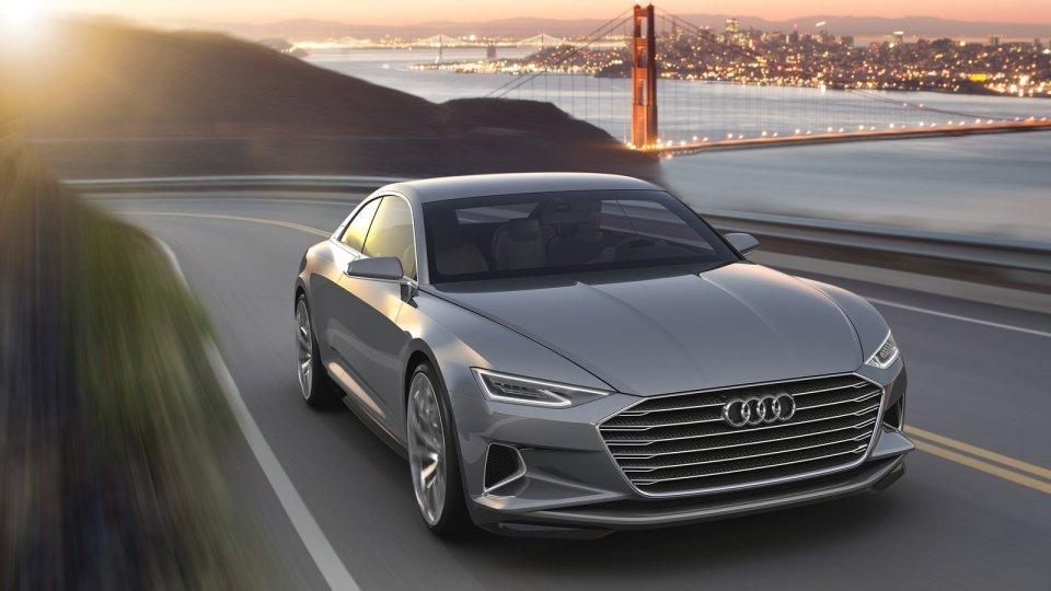 Audi назвала дату премьеры новой A8